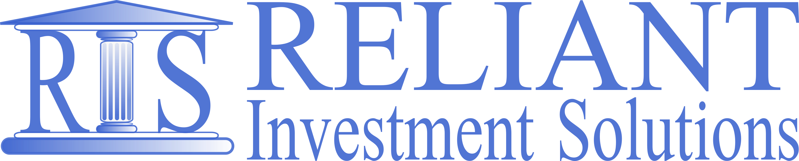 Reliant Investment Solutions Logo